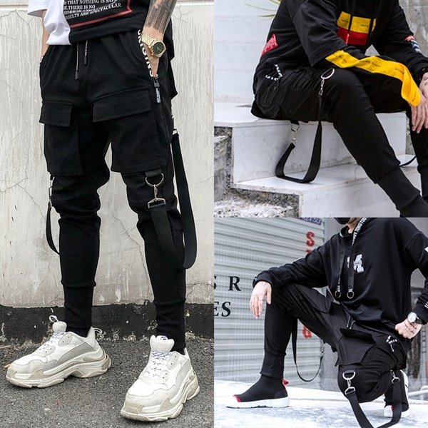 How Do You Identify Original LEONYX Jogger Half CAMO Pants Designs?