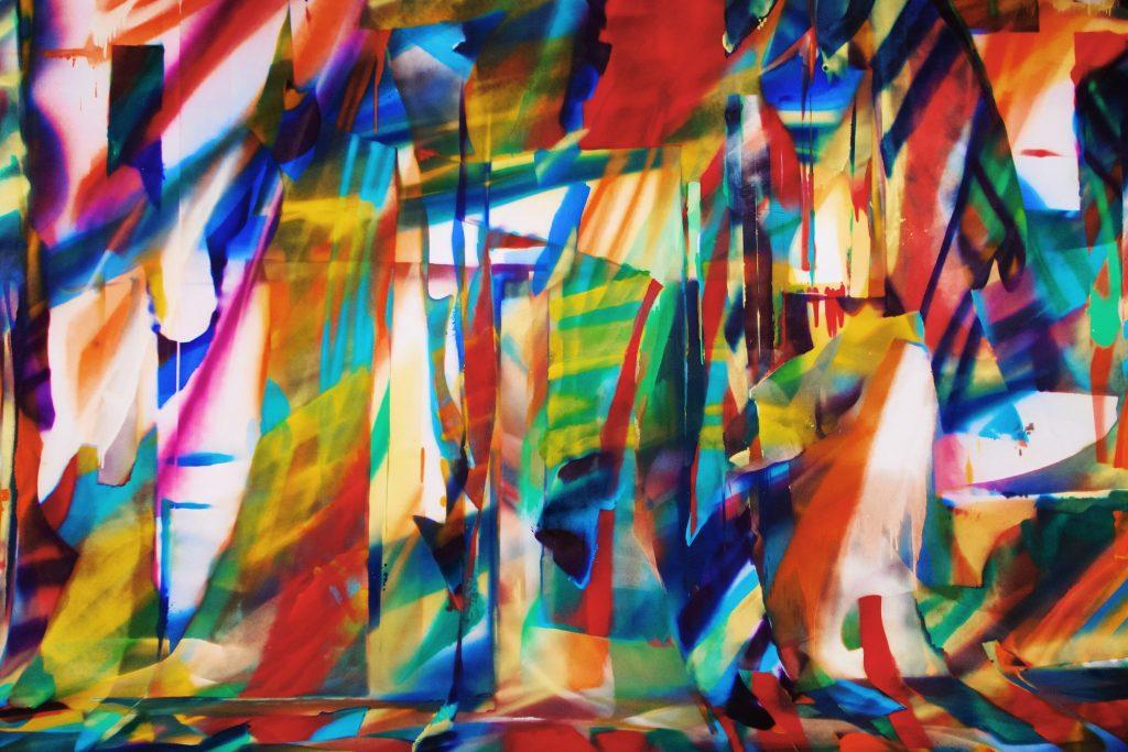 abstract art prints
